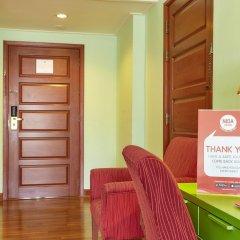 Отель NIDA Rooms Triple 1 DinDaeng Downtown интерьер отеля фото 2