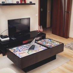 Апартаменты Funny Dolphins Apartments Taganskaya интерьер отеля