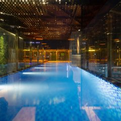 Agnes Nha Trang Hotel бассейн
