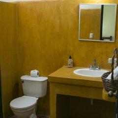 Отель Cañon de la Vieja Lodge Коста-Рика, Sardinal - отзывы, цены и фото номеров - забронировать отель Cañon de la Vieja Lodge онлайн ванная фото 2