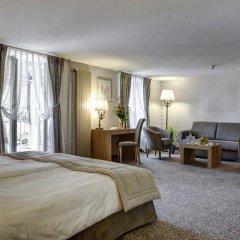 Отель Les Sources Des Alpes комната для гостей фото 5