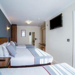 Отель Elysee Hotel Великобритания, Лондон - отзывы, цены и фото номеров - забронировать отель Elysee Hotel онлайн комната для гостей фото 5