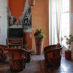 Отель Hostel Hospedarte Centro Мексика, Гвадалахара - отзывы, цены и фото номеров - забронировать отель Hostel Hospedarte Centro онлайн интерьер отеля фото 2