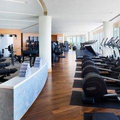 Отель Rosewood Abu Dhabi фитнесс-зал фото 3