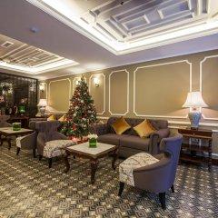 Hanoi La Siesta Hotel & Spa интерьер отеля фото 3