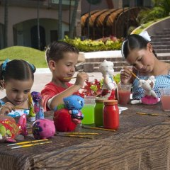 Отель Pueblo Bonito Масатлан детские мероприятия