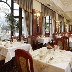 Отель Excelsior Чехия, Марианске-Лазне - отзывы, цены и фото номеров - забронировать отель Excelsior онлайн питание фото 2