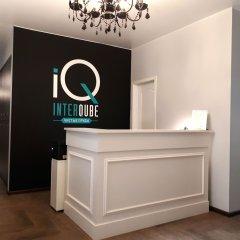 Капсульный отель InterQUBE Чистые Пруды Москва интерьер отеля