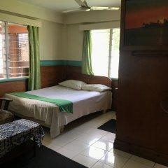 Отель Labasa Waterfront Hotel Фиджи, Лабаса - отзывы, цены и фото номеров - забронировать отель Labasa Waterfront Hotel онлайн комната для гостей фото 5