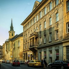 Апартаменты Ginestrata Apartment Будапешт