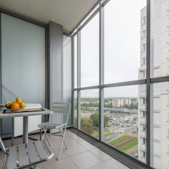 Отель P&O Apartments Arkadia 14 Польша, Варшава - отзывы, цены и фото номеров - забронировать отель P&O Apartments Arkadia 14 онлайн фото 16