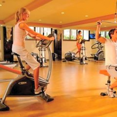 Отель Royalton White Sands All Inclusive фитнесс-зал фото 2