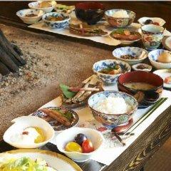 Отель Aso no Yamaboushi Япония, Минамиогуни - отзывы, цены и фото номеров - забронировать отель Aso no Yamaboushi онлайн питание фото 2