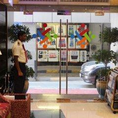 Отель Al Khaleej Plaza Дубай развлечения