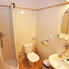 Отель Spa Hotel Jadran Чехия, Карловы Вары - отзывы, цены и фото номеров - забронировать отель Spa Hotel Jadran онлайн ванная