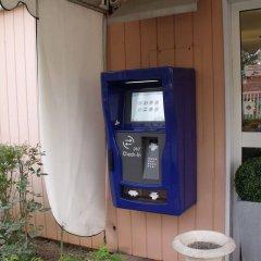 Отель Quick Palace Auxerre банкомат