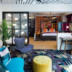 Отель Malmaison Manchester Манчестер фото 2