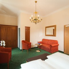 Hotel Grünwald комната для гостей