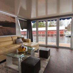Отель Houseboat Jyväskylä Финляндия, Ювяскюля - отзывы, цены и фото номеров - забронировать отель Houseboat Jyväskylä онлайн комната для гостей фото 5