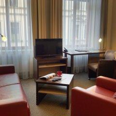 Отель Apartmenthotel Quartier M интерьер отеля