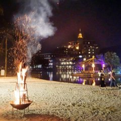 Clifford Golden Lake Hotel пляж фото 2