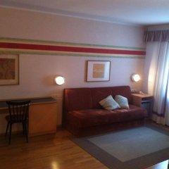 Отель SPARERHOF Терлано комната для гостей