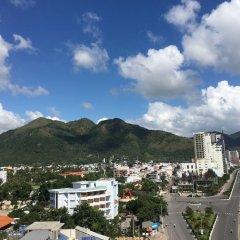 Отель Fairy Bay Hotel Вьетнам, Нячанг - 9 отзывов об отеле, цены и фото номеров - забронировать отель Fairy Bay Hotel онлайн балкон