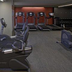 Отель Hyatt Arlington фитнесс-зал фото 2