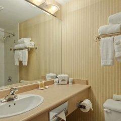Отель Days Inn Vancouver Airport Канада, Ричмонд - отзывы, цены и фото номеров - забронировать отель Days Inn Vancouver Airport онлайн ванная фото 2