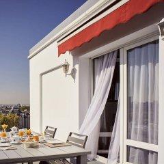 Отель Maison Astor Paris, Curio Collection by Hilton балкон