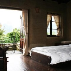 Отель Hananoie-A Permaculture Resort Непал, Лехнат - отзывы, цены и фото номеров - забронировать отель Hananoie-A Permaculture Resort онлайн комната для гостей