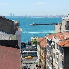 Kadıköy Rıhtım Hotel Турция, Стамбул - отзывы, цены и фото номеров - забронировать отель Kadıköy Rıhtım Hotel онлайн балкон