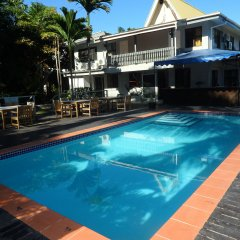 Отель Bluewater Lodge - Hostel Фиджи, Вити-Леву - отзывы, цены и фото номеров - забронировать отель Bluewater Lodge - Hostel онлайн бассейн фото 3