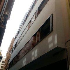 Отель Apartamentos Living Valencia Валенсия парковка
