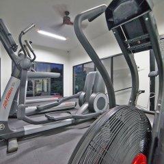 Отель Surintra Boutique Resort фитнесс-зал фото 3