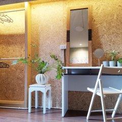 Foresttel Bkk - Hostel Бангкок интерьер отеля