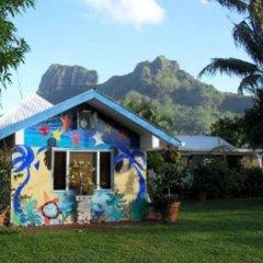 Отель Bora Bora Bungalove Французская Полинезия, Бора-Бора - отзывы, цены и фото номеров - забронировать отель Bora Bora Bungalove онлайн развлечения