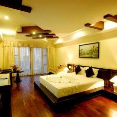 The Summer Hotel Нячанг сейф в номере