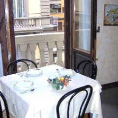 Hotel Lombardi балкон