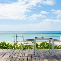 Отель Katathani Phuket Beach Resort Пхукет балкон