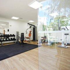 Invisa Hotel Es Pla - Только для взрослых фитнесс-зал фото 3