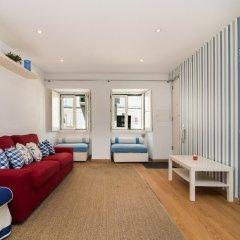 Апартаменты Studio In Typical Paz By Hideout Лиссабон комната для гостей фото 5