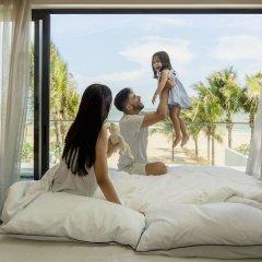 Отель Meliá Ho Tram Beach Resort фитнесс-зал