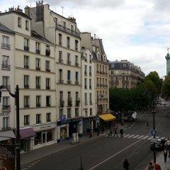 Отель Hôtel De La Herse dOr Франция, Париж - 1 отзыв об отеле, цены и фото номеров - забронировать отель Hôtel De La Herse dOr онлайн балкон