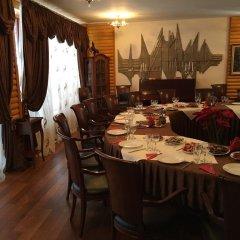 Отель Kalina Hotel Болгария, Боровец - отзывы, цены и фото номеров - забронировать отель Kalina Hotel онлайн питание фото 3