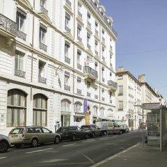 Отель Hôtel Vaubecour Франция, Лион - отзывы, цены и фото номеров - забронировать отель Hôtel Vaubecour онлайн фото 2