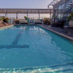 Отель Wilshire Condos By Barsala Лос-Анджелес бассейн фото 3