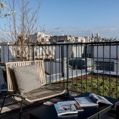 Laz' Hotel Spa Urbain Paris балкон фото 2