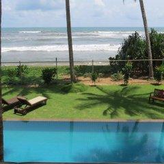Отель Вилла Maresia Beach пляж