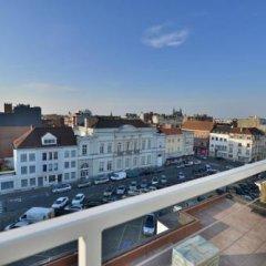 Отель Parkhotel Kortrijk Бельгия, Кортрейк - отзывы, цены и фото номеров - забронировать отель Parkhotel Kortrijk онлайн балкон